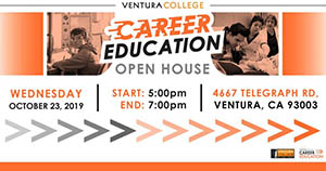 Ventura College Career Education - Open House