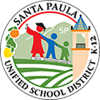 image of logo for the Santa Paula Unified School District