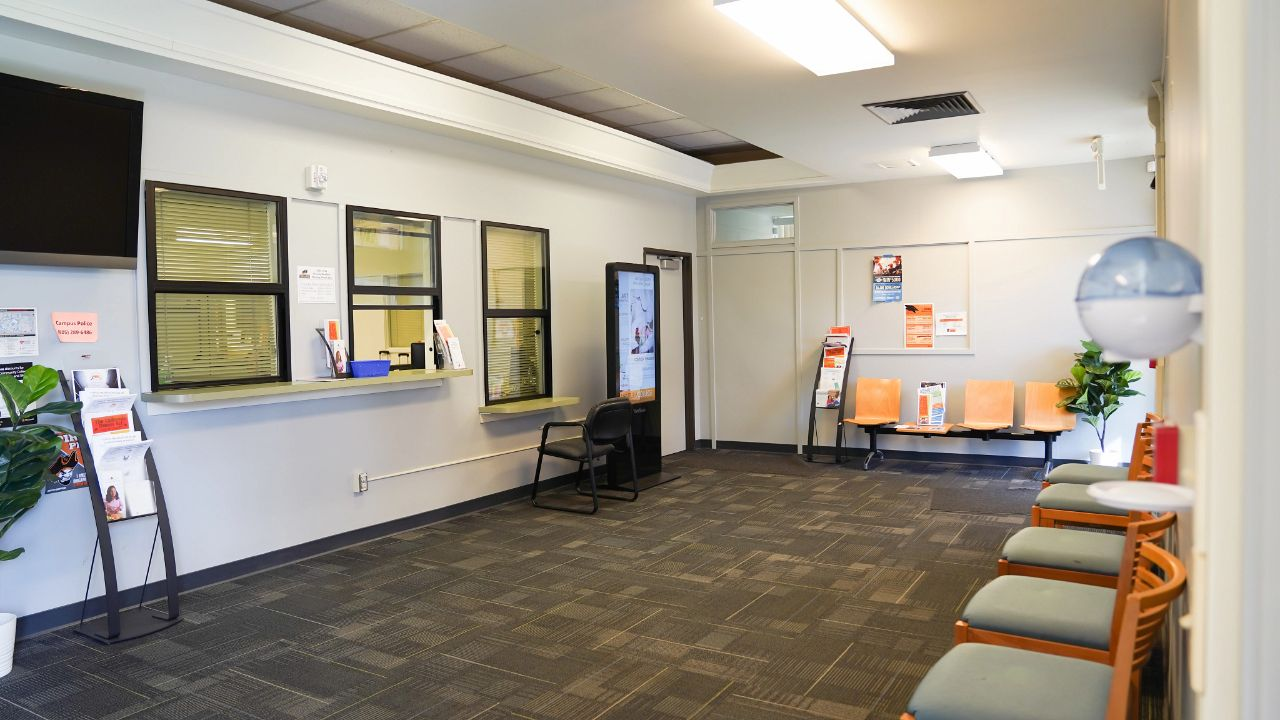BCS Building, Financial Aid Lobby