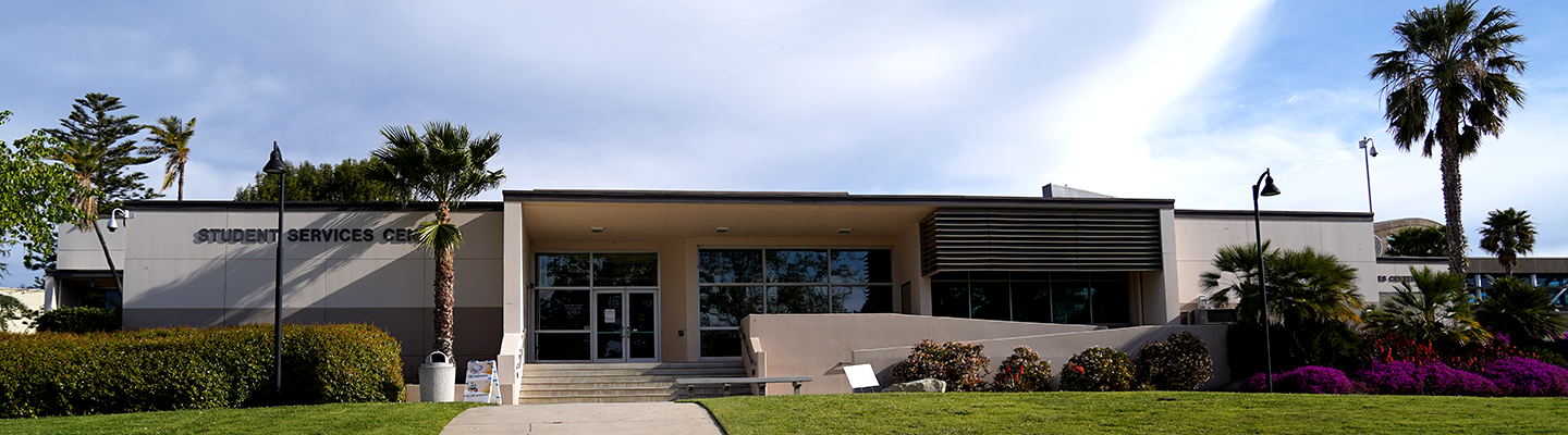 Ventura College Student Services Center.
