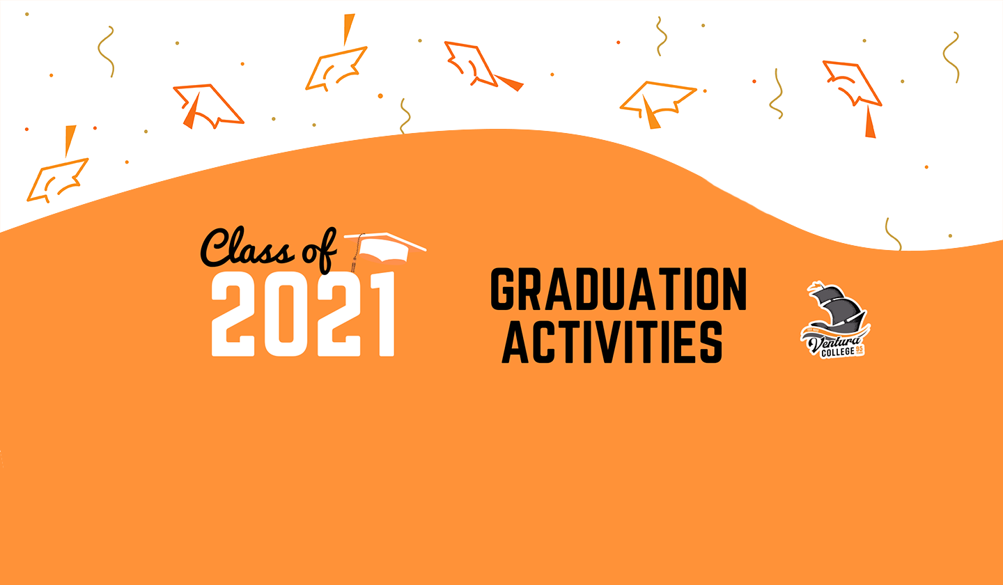 Class of 2021 Graduation Activities