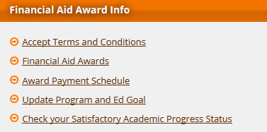 image of portal financial aid award info channel