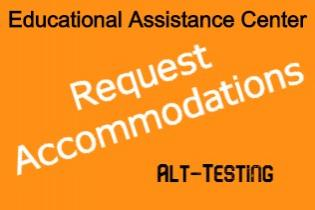 Request Accommodations