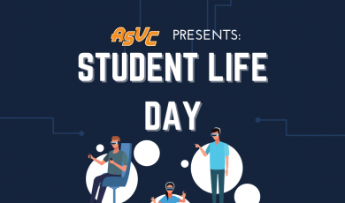 ASVC Presents Student Life Day. Pirates Voyage the Virtual Seas. September 24th 11am to 1pm.